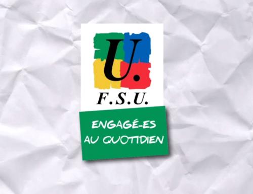 Déclaration FSU au CTA du 27 janvier