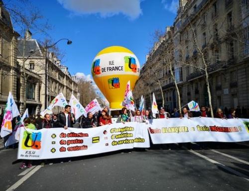 Grève sanitaire du 10 novembre